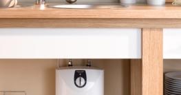 Durchlauferhitzer für die Küche