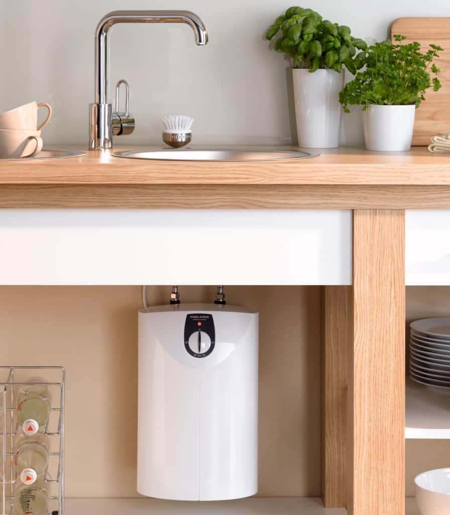 Durchlauferhitzer Küche: Diese 19 Punkte müssen Sie beachten